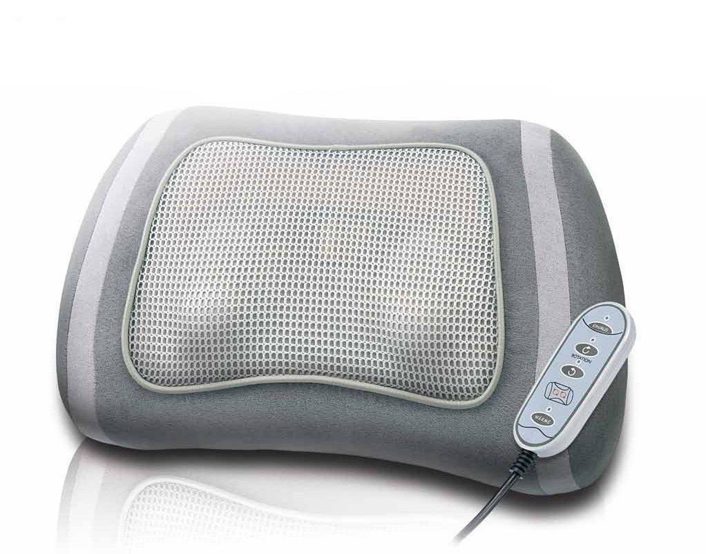 shiatsu nackenmassagegeraet mit rotlicht und waermefunktion nackenmassageger. Black Bedroom Furniture Sets. Home Design Ideas