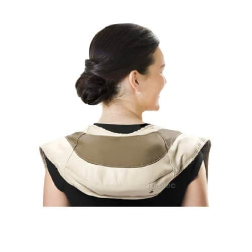 Nackenmassagegerät Wellness Klopfmassage Shiatsu