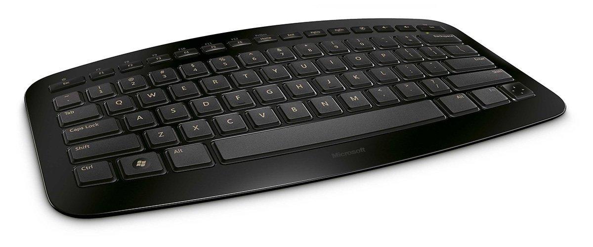 Microsoft Arc Tastatur schnurlos