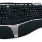 Microsoft Natural Ergonomic Desktop 7000 Tastatur